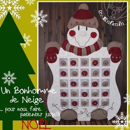 DIY de Noël - Les calendriers de l'Avent