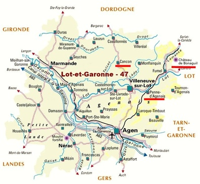 Automne dans le Lot-et-Garonne 2