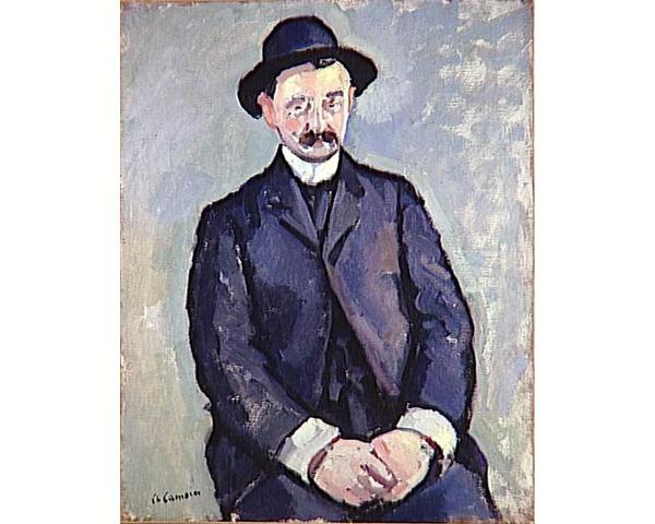 Portrait de Marquet