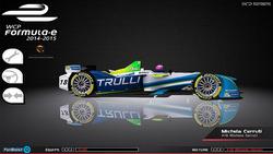 Team Trulli Formula E - Michela Cerruti