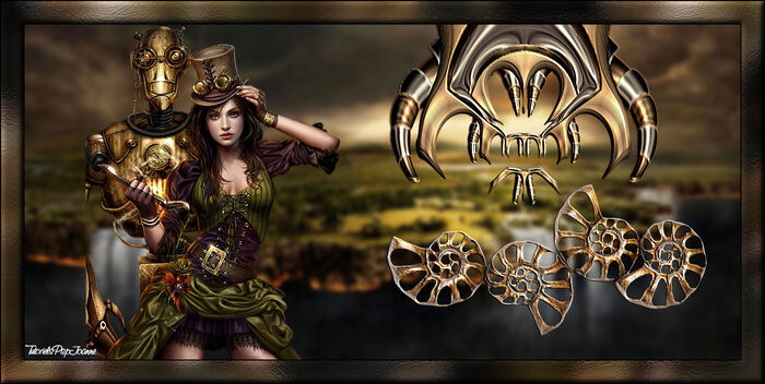 Top Steampunk Style