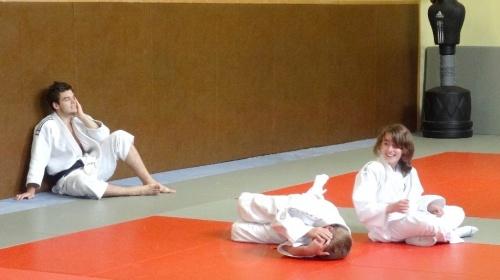 Les judokas