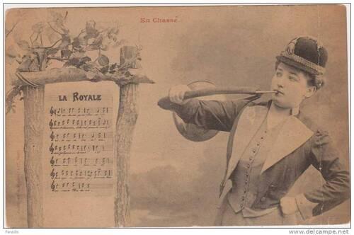Les musiciens de Marie Meton