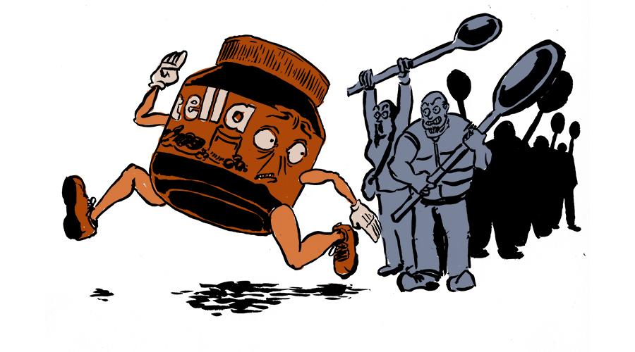 """Résultat de recherche d'images pour """"nutella émeute"""""""