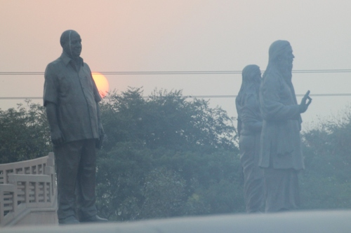 Arrivée à Delhi