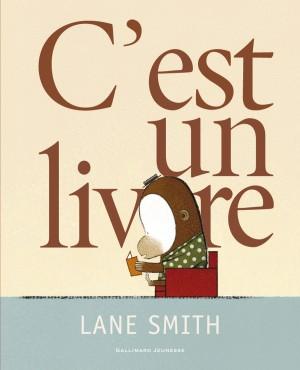 C'est un livre / Lane Smith