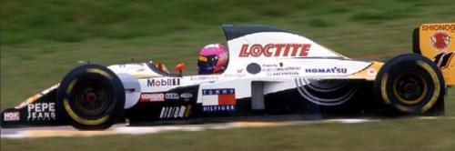 Lotus Mugen Honda - MF-351 HC 3.5 V10