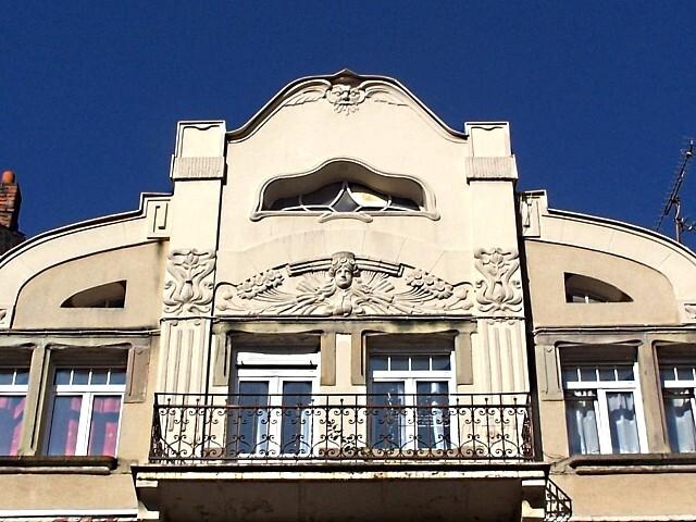 Les frontons de Metz 9 Marc de Metz 2012