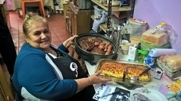 Le chipa Guazu de Carmencita (Paraguay)