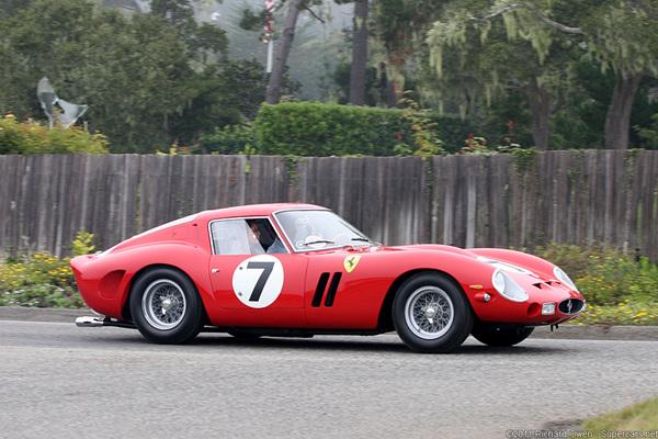 Le Mans 1962 Abandons II