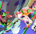 Splatoon - #2 - [ Taille a indiquer ]