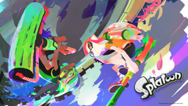 Splatoon [ Wii U ]