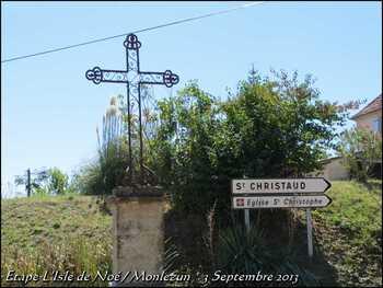 (J3) L'Isle de Noé / Monlezun _ 3 septembre 2013_ 26km (2)