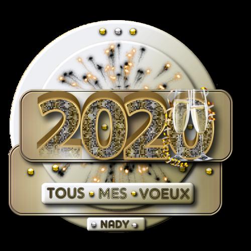 Cadeaux reçus en 2020