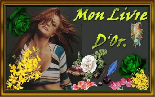 ♥ღ♥ MON LIVRE D'OR ♥ღ♥