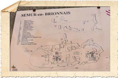 71110 Semur en Brionnais