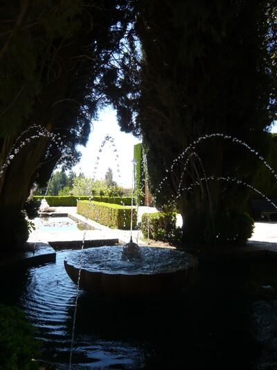 Grenade - L'Alhambra 2/4