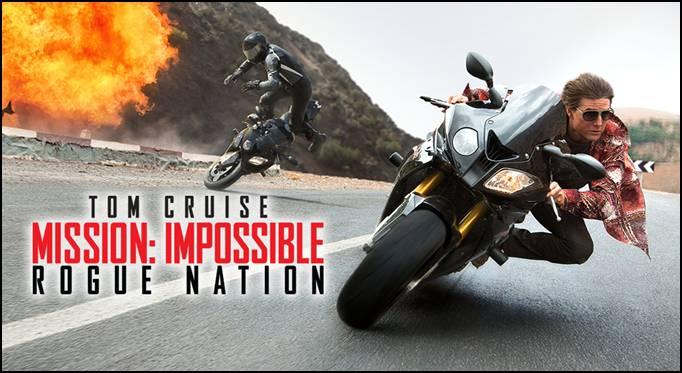 MISSION : IMPOSSIBLE – ROGUE NATION - la bande-annonce finale avec Tom Cruise - Au cinéma le 12 août 2015