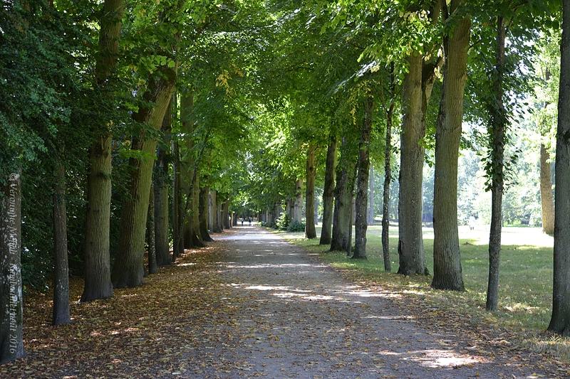 Balade dans le Parc du Château de Rambouillet