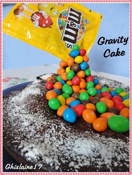 Gravity Cake (avec m&n)