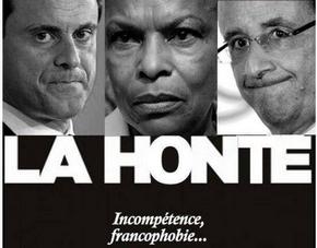 Une honte pour la France