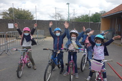 GS-CP : Parcours vélo