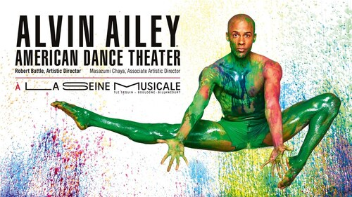 ALVIN AILEY PARIS 2017