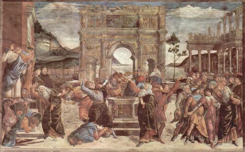 Le Rêve Botticelli ; Sophie Chauveau
