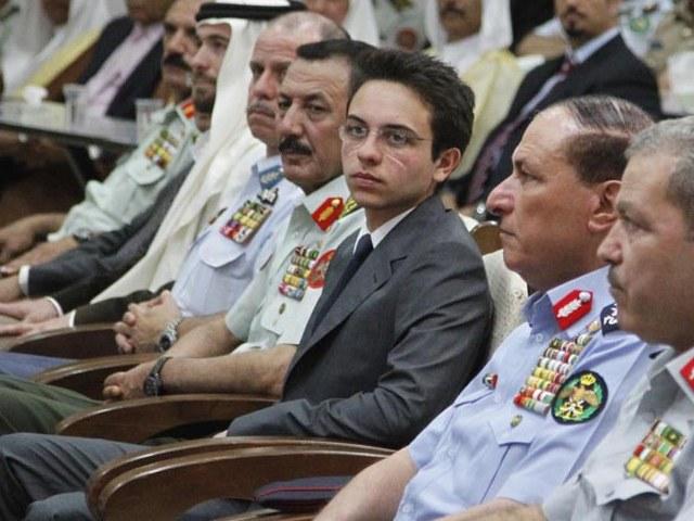 L'héritier et l'armée