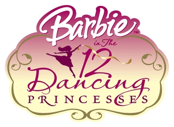 Logo de Barbie au Bal des 12 Princesses