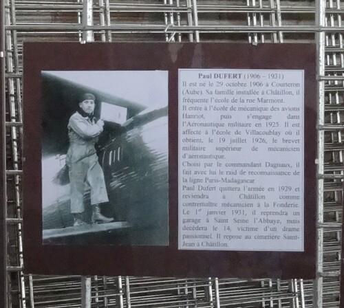 L'aviation dans le Châtillonnais, de 1911 à 1940, une exposition qu'il ne fallait surtout pas manquer !