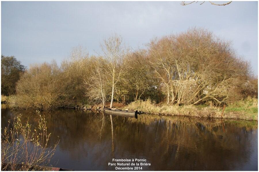 Parc Naturel de la Brière en Loire Atlantique