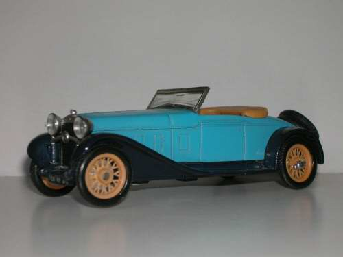DELAGE D8 S CABRIOLET 1932