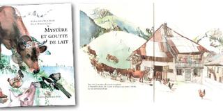 Mystère et goutte de lait / éditions Nord-Sud