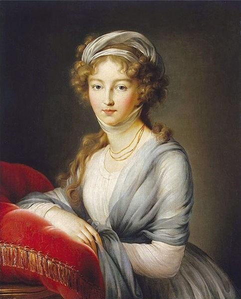 Populaire Louise-Élisabeth Vigée, Madame Vigée-Lebrun (1755-1842) - La  HZ01