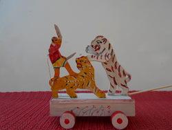 0A430 La chasse aux tigres (Viet Nam)
