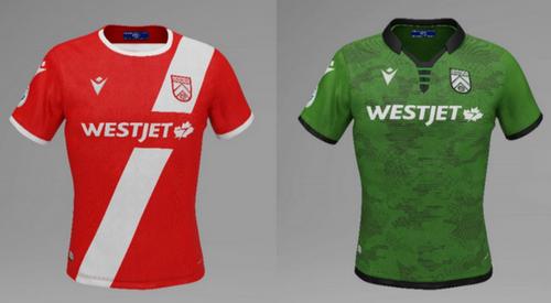 Vente maillot Cavalry FC pas cher 2019-2020