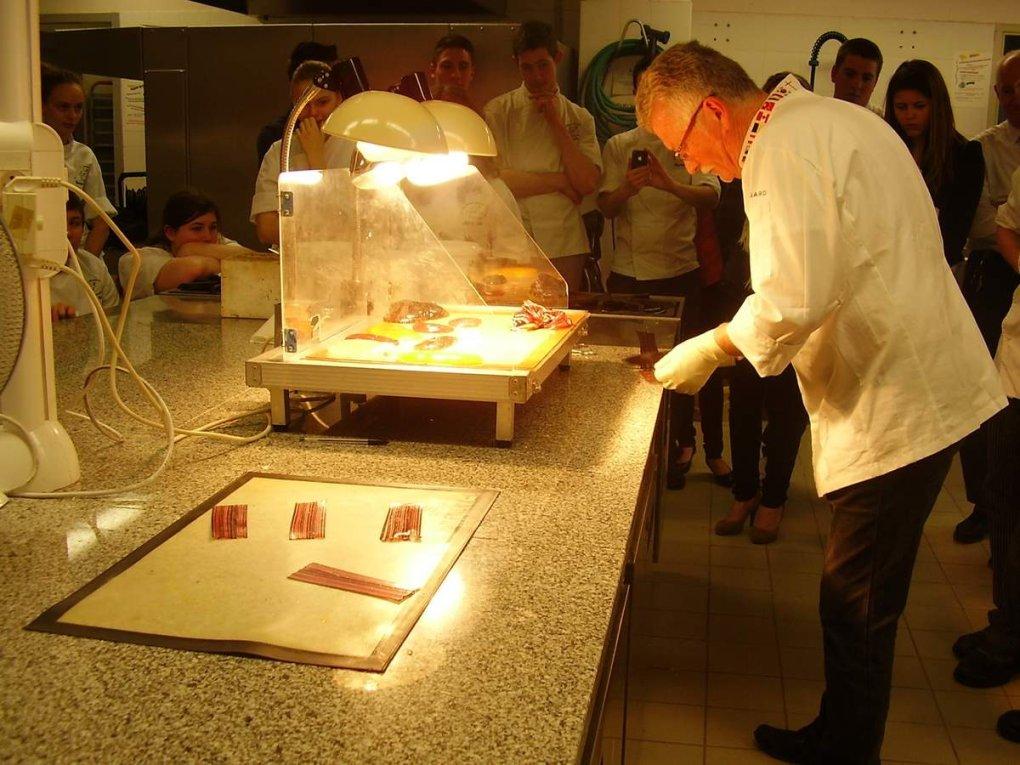 Rencontre avec Patrick Casula, meilleur pâtissier du monde