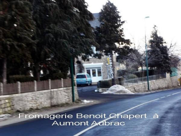 Fromagerie Benoit Chapert