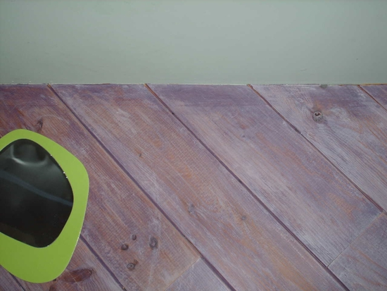 poutre plafond rampe bois effet ceruse delphcr ation. Black Bedroom Furniture Sets. Home Design Ideas