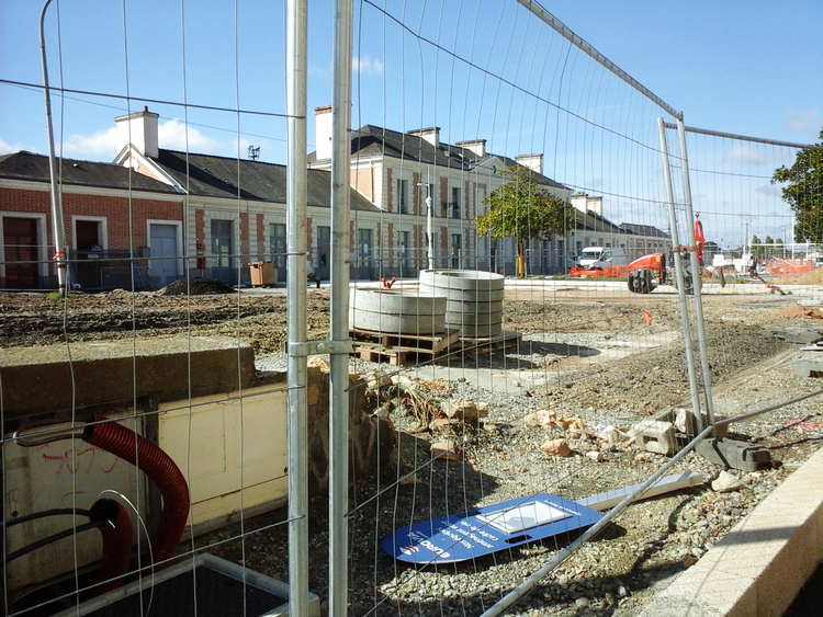 Voyage à Nantes avec Lorient-Express  - Redon