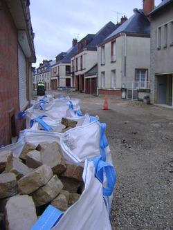 1768-2013 : on repave le centre-ville