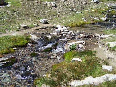 ruisseau de la ravine