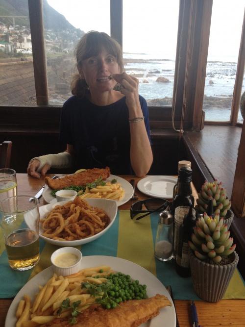 Wine Fish&Chips