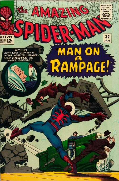 Amazing Spiderman 31-40