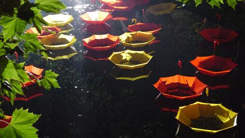 05 - art et parapluie