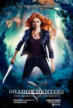 shadowhunters, saison 1