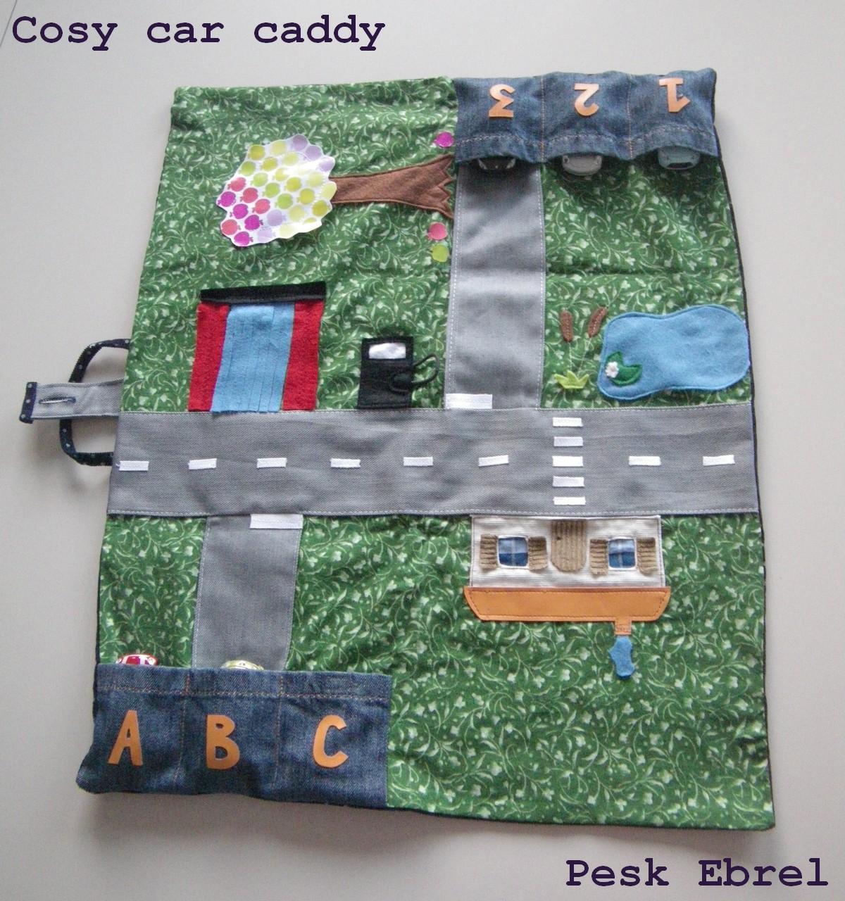 Le tapis garage voitures ou cosy car caddy pesk ebrel for Garage des etoiles montigny les cormeilles