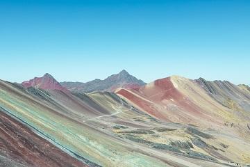 La vallée rouge ...
