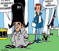 Sarkozy plaignons